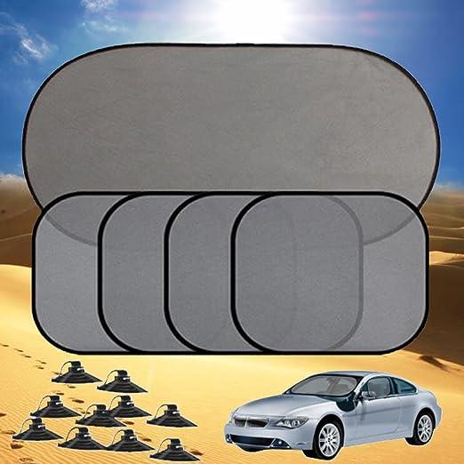 Sonnenschutz Auto Baby Sonnenblende Auto mit UV Schutz Kinder Für BMW 5 Series