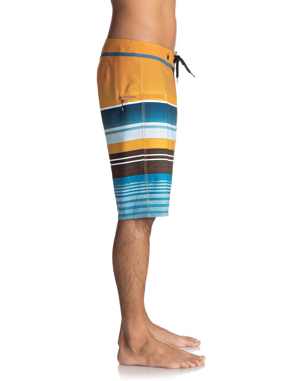 Quiksilver Mens Everyday Shortripe Vee 21 Boardshort