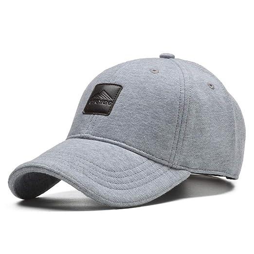 KIODS Sombrero Gorra de béisbol de algodón para Hombre de Marca ...