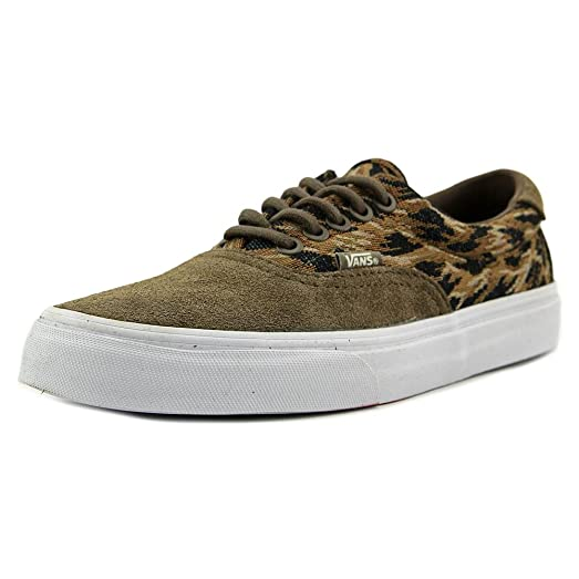 Vans Unisex Italian Era 59 + Italian Unisex Weave Skate Schuhes Teak 1e21b6