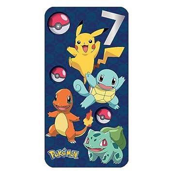 Pokemon 7th Birthday Card