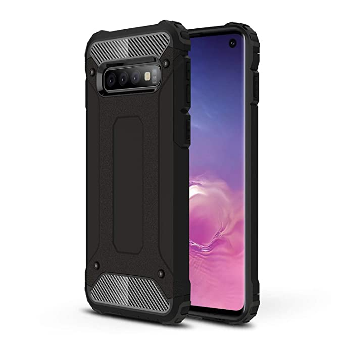 4d79f3df0 Image Unavailable. Image not available for. Color  Olixar Armour Case  Compatible with Samsung Galaxy ...