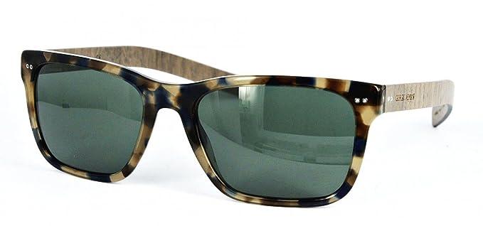 Giorgio Armani Herren Sonnenbrille AR8062, Braun (Tortoise 541171), One size (Herstellergröße: 56)