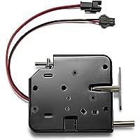Elektromagnetische slot, DC 12V, elektromagnetische vergrendelingsdeur, kast, schuiflade, elektromagnetische…