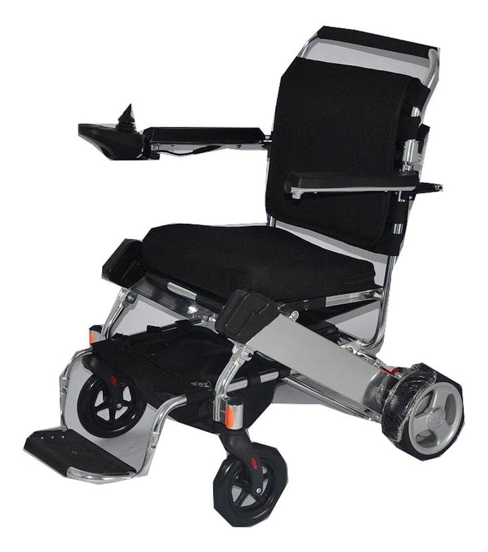 Amazon.com: q-chair Powered – Silla plegable Movilidad 180 ...