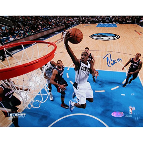 Darren Collison Dallas Mavericks At Basket Against Atlanta Hawks Signed 8x10 Photo