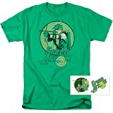 Green Arrow Robin Hood DC Comics T Shirt & Exclusive Stickers