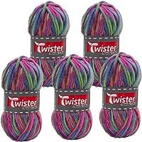 TWISTER 4020885337516 - Ovillo de lana (50 m