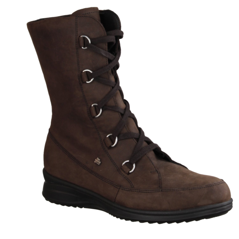 FINNCOMFORT Damen Stiefel Sterzing Grizzly Cherokee 2210-260165 braun 223673