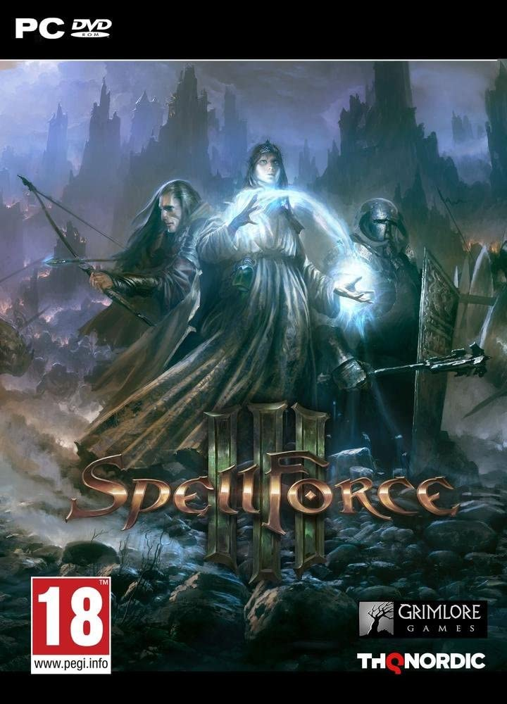 SpellForce 3: Amazon.es: Videojuegos