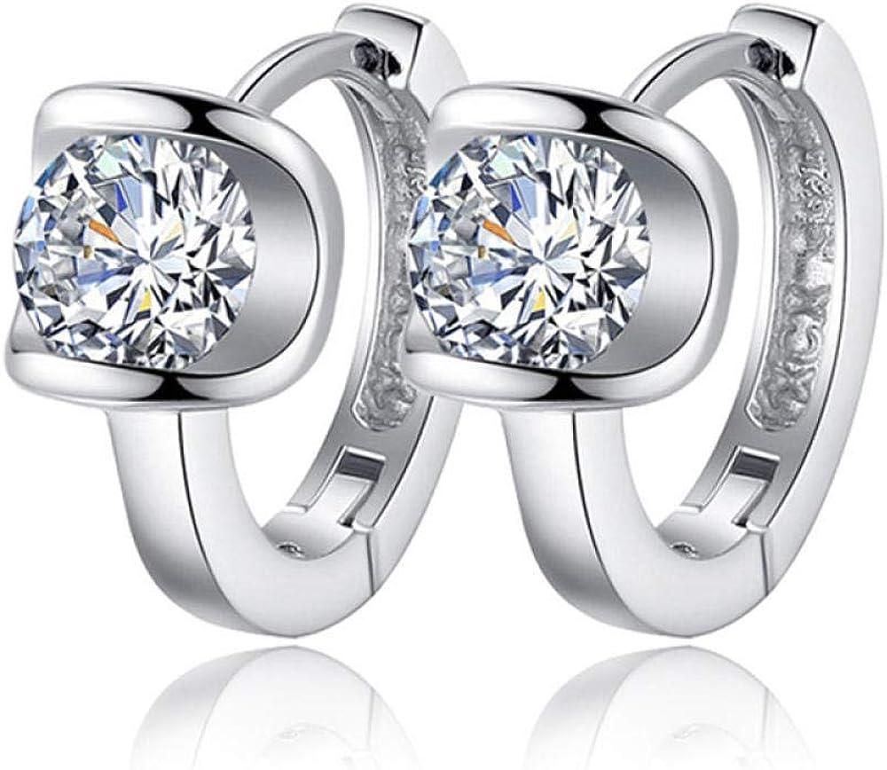 Pendientes de diamantes Pendientes coreanos Pendientes de circonio de alta calidad Joyas Kdw