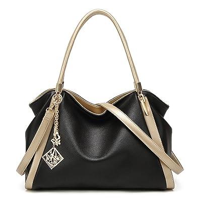 f04f5685d2f4 Image Unavailable. Image not available for. Color  New Women Bags Purse  Shoulder Handbag Tote Messenger Hobo Satchel Bag Cross Body