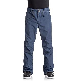 DC Shoes Relay Pnt Pantalones para Nieve, Hombre