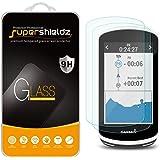 (2 Pack) Supershieldz Designed for Garmin Edge 1030 / Edge 1030 Plus Tempered Glass Screen Protector, Anti Scratch, Bubble Fr