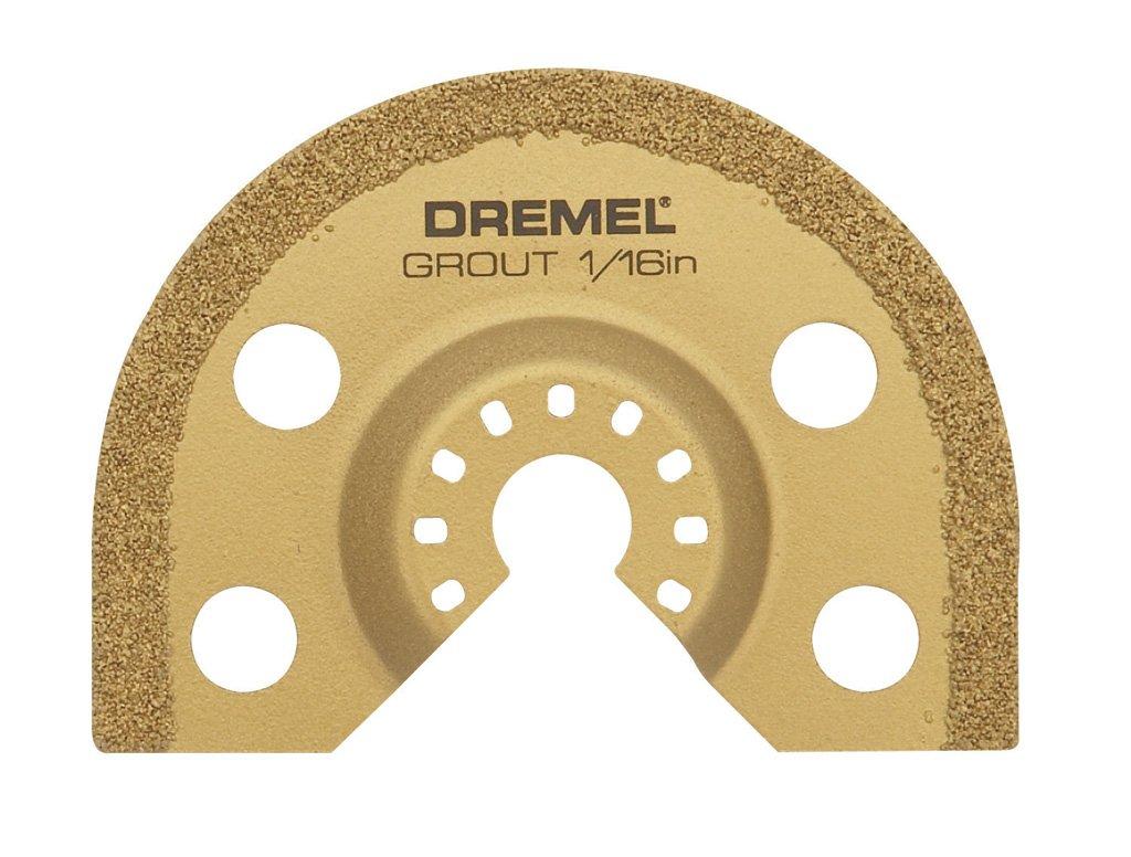 MM501 Dremel 2615M501JA Multi-MAX Cuchilla para Eliminar lechada