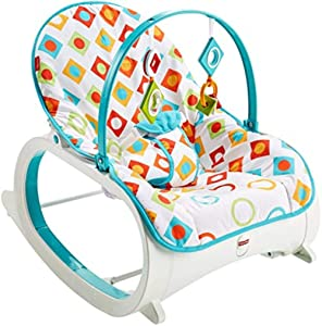 Sleeper Chair Swing Bouncer Infant Toddler Rocker Baby Portable Child Rocking