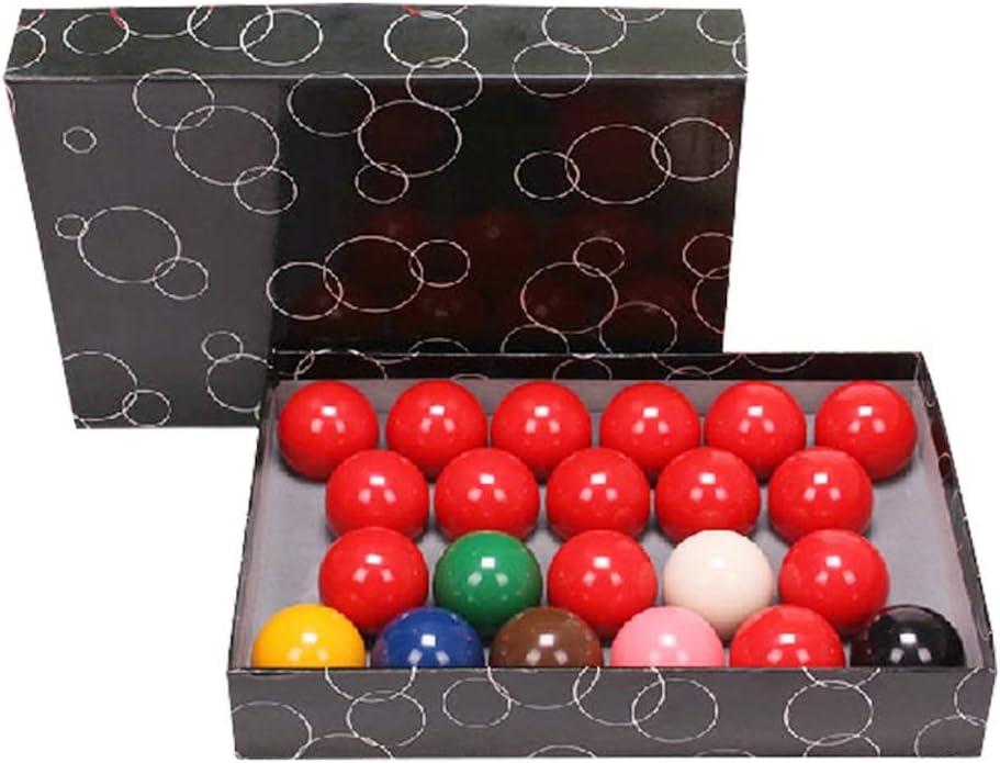 WXS American Pool Balls Snooker Billar Mini Billar para niños ...