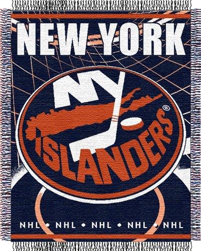 (EveryBlanket.com NY Islanders Woven NHL Throw - 48