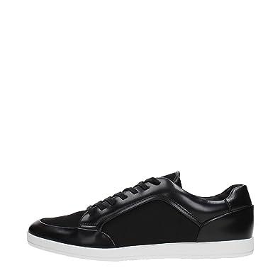 premium selection 888a0 44c17 Calvin Klein Masen Box Leather Sneaker