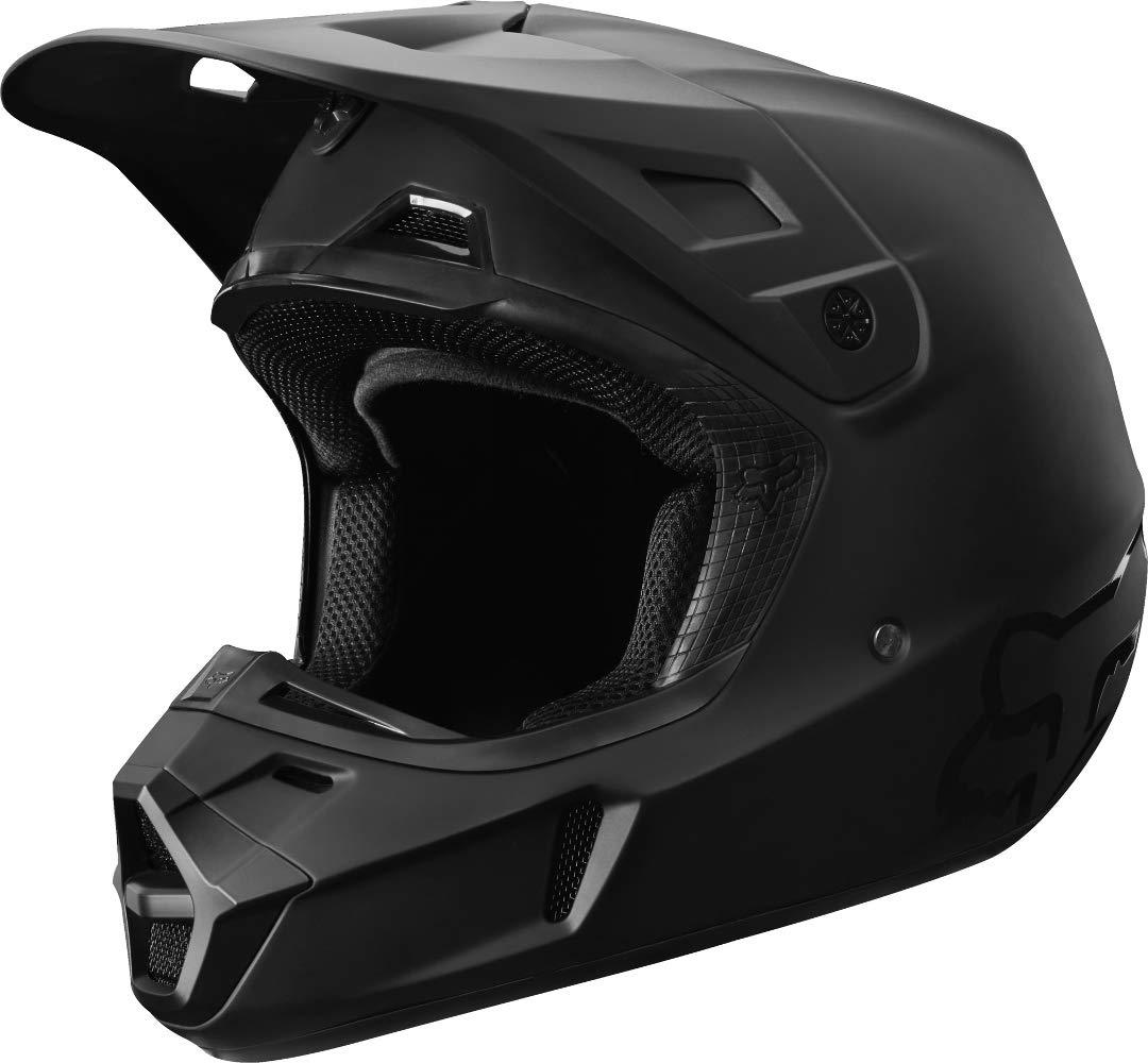 Fox Helm V2 Schwarz Gr L
