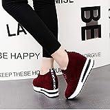 Sharemen Tops Women Wedge Sneakers, Casual