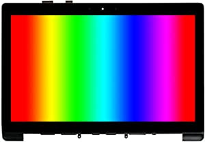 XIDIANPro Laptop Screen for Asus ZENBOOK Pro UX501V UX501VW UX501J LCD Touch Screen Assembly LTN156FL02 4K 15.6 inch 3840x2160 Version