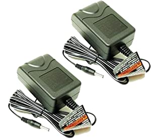 Black and Decker 18V Drill/Driver OEM Replacement (2 Pack) Charging Adaptor # 5102767-12-2PK