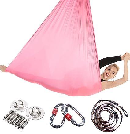 Amazon.com : RXRENXIA Yoga Swing, Multifunction Aerial Yoga ...