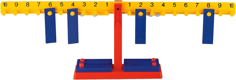 Miniland numérica Balanza de Juguete, Multicolor (95030)