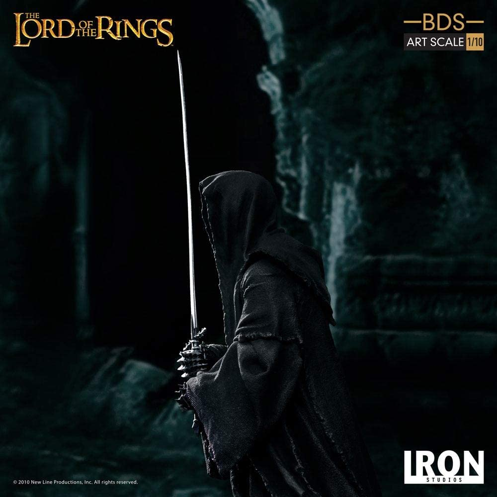 Iron Studios Lord of The Rings BDS Art Scale Statue 1//10 Nazgul 27 cm