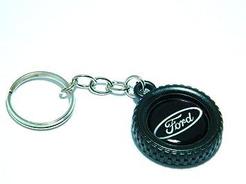 Ford Rueda de Aleación de llavero estilo llavero: Amazon.es ...