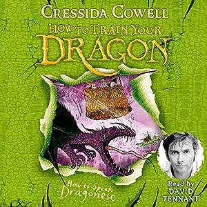 How to Speak Dragonese Audiobook
