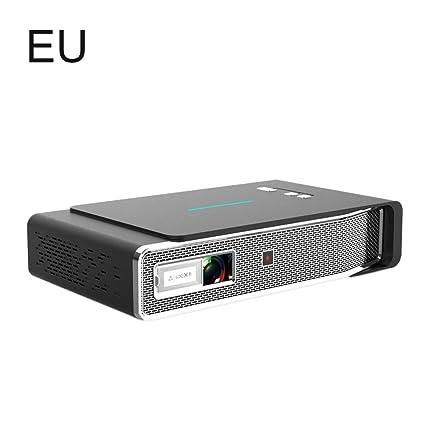 c13ffe64a51688 Famtasme Mini Portable 3D 4K Full HD DLP Pocket Projector Smart Android  WIFI Video Home Cinema