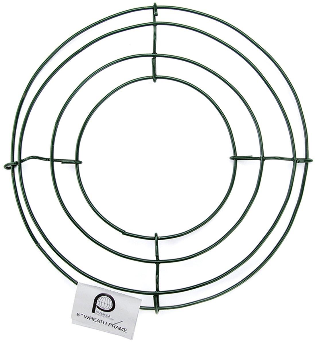 Wire Wreath Frame-8 Wire Wreath Frame-8 Panacea 36001