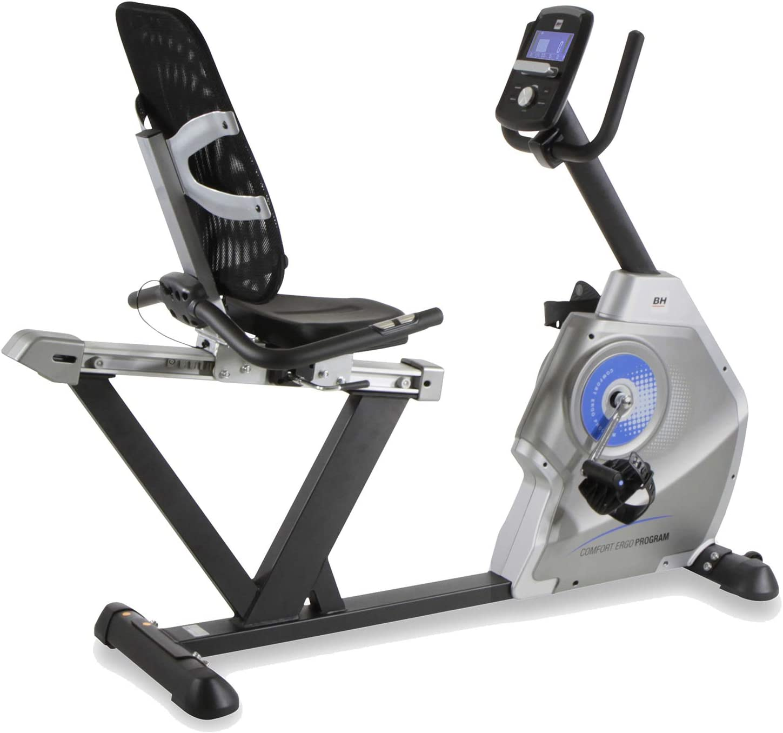 BH Fitness - Bicicleta Estã¡Tica Comfort Ergo Dual: Amazon.es: Deportes y aire libre