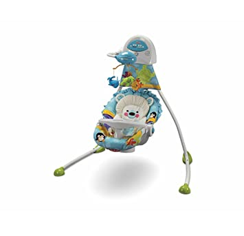 Fisher Price Precious Planet Open Top Cradle Swing Discontinued By Manufacturer