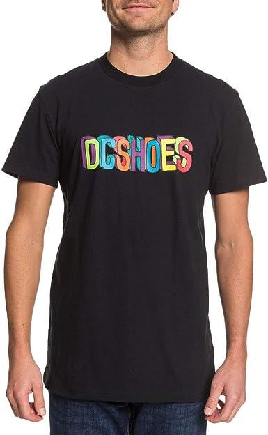 DC Shoes Color Blocks - Camiseta para Hombre EDYZT04086: Amazon.es: Ropa y accesorios