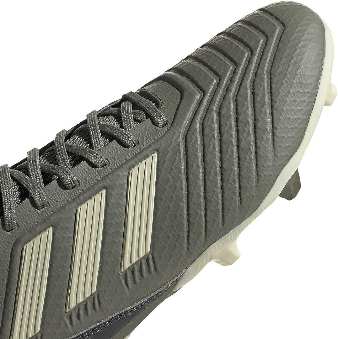 adidas Mens Predator 19.3 Firm Ground Boots Soccer Shoe