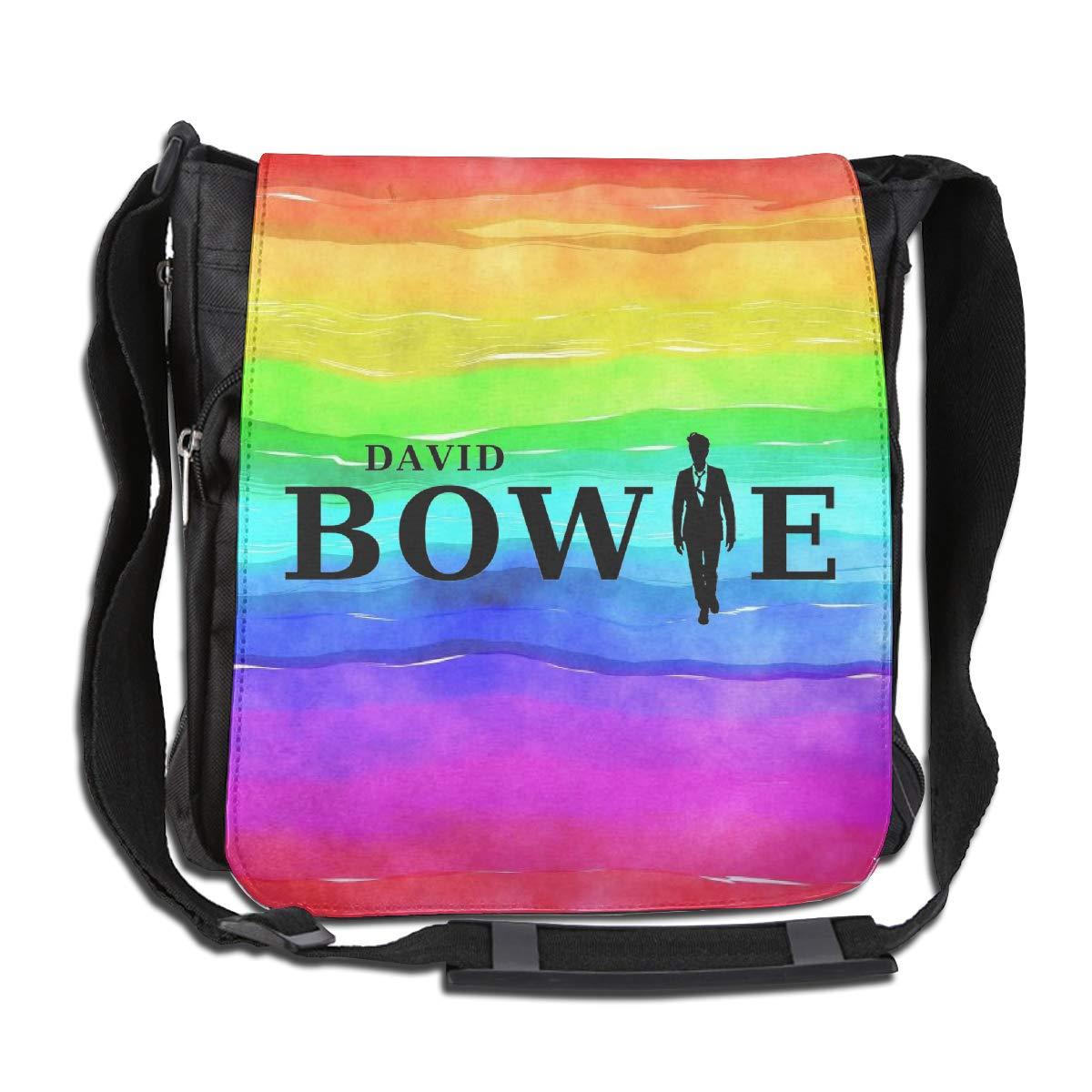 Messenger Bag Bowie Shoulder Bag For All-Purpose Use