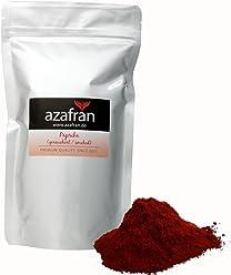 Azafran Paprika geräuchert smoked (süß) gemahlen aus Spanien Paprikapulver 250g