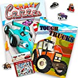 Best Hot Wheels Book For 3 Year Old Boys - Cars and Trucks Coloring Book Set -- 2 Review