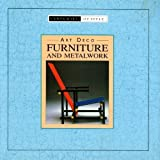 img - for Art Deco Furniture and Metalwork (Centuries of Style) book / textbook / text book