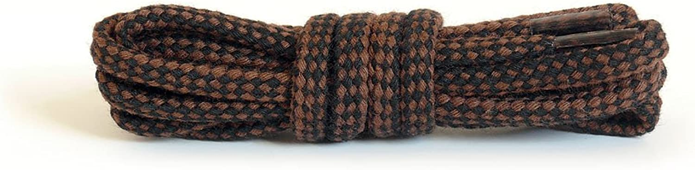 Kaps Lacets /à Motifs Fabriqu/és en Europe Plusieurs Longueurs et Couleurs Disponibles Lacets de Qualit/é pour Chaussures de Tous les Jours et de Sport 1 Paire