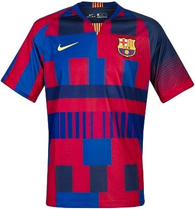 Amazon Com Nike Men S Barcelona 20th Anniversary Jersey 2019 20 Clothing