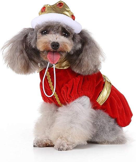 NR Centraliain Ropa para Perros, Disfraces para Perros Christmas ...