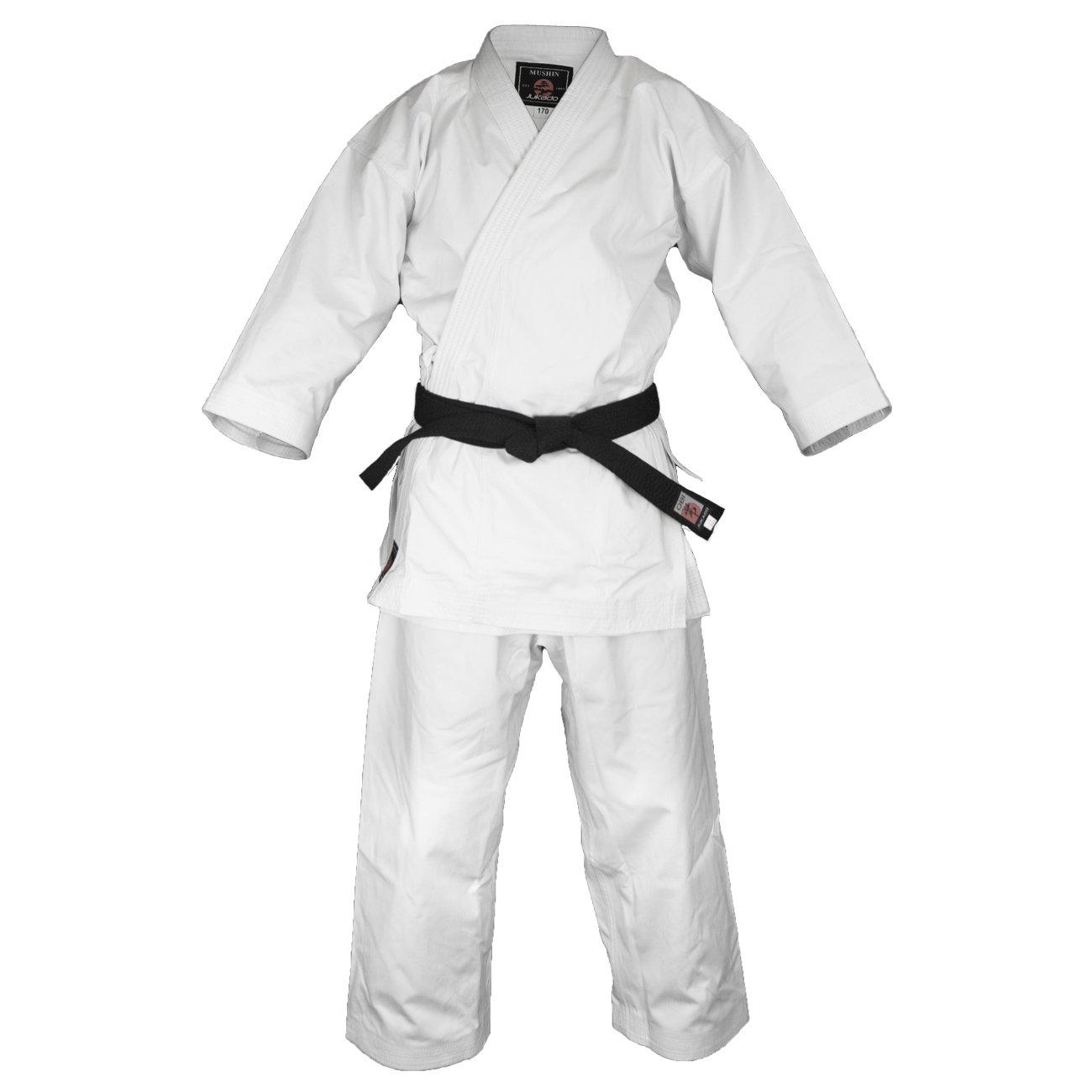 Karate Uniform JUKADO MUSHIN - 12OZ SHUREIDO Cut, KATA Uniform