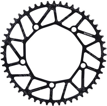 32//34 VGEBY1 Corona per Bicicletta 38T Corona per BCD 104 Mountain Bike Corona Singola per Bicicletta da Strada
