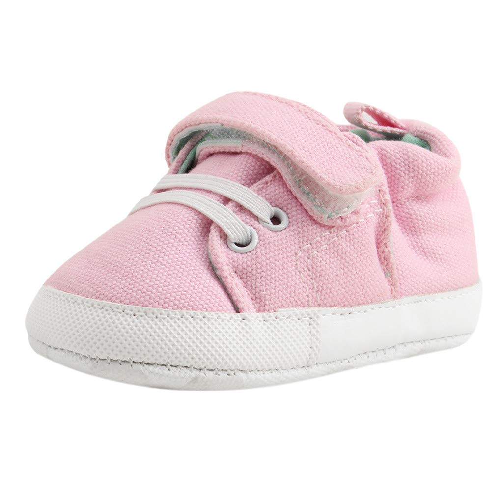 Tronet Kids Sandals Baby Boys//Girl,Baby Girls Boys Canvas Sneaker Anti-Slip First Walkers Soft Sole Shoes