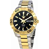Seiko 5 Sports SRPA56K1 Automatic Mens Watch Solid Case