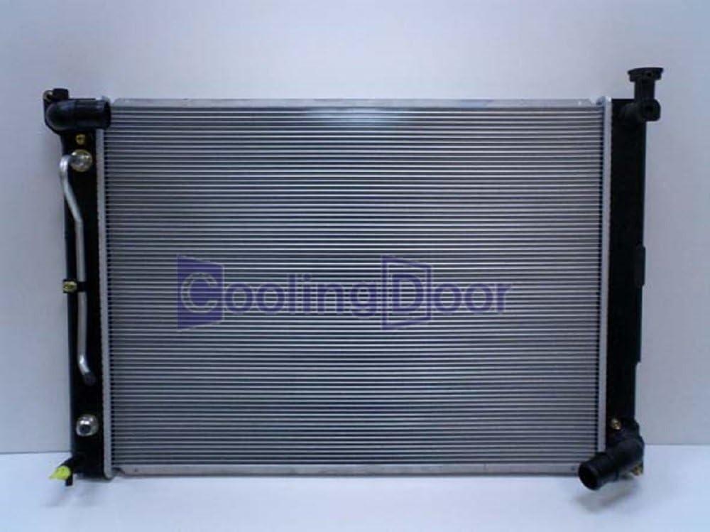CoolingDoor【16041-28381】ハリアー ラジエター<後期> ACU30W・ACU35W A/T 【16041-28383】 新品